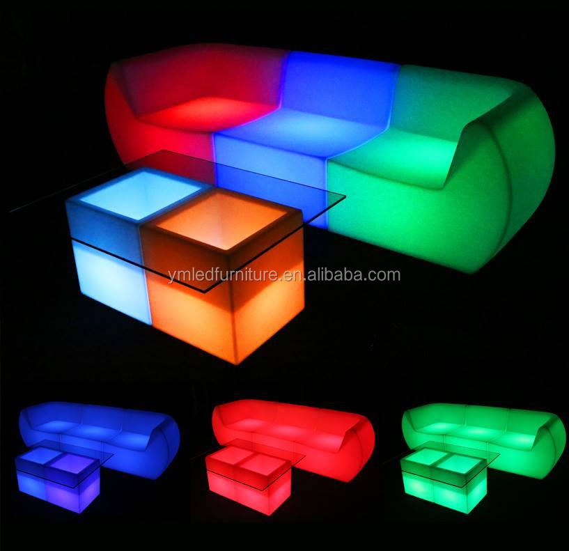 Hot Sale Rgb Illuminated Bar Stool Light Up Bar Stool Buy Light