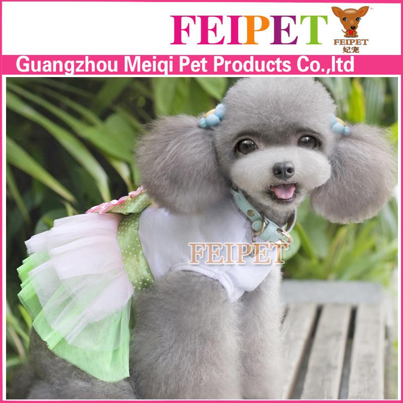 Diseño Encantador Flor Perro Ropa Vestido Lindo Ropa Para Perros ...