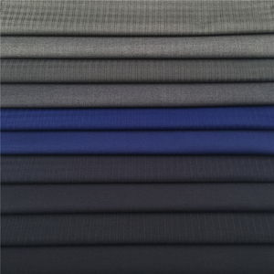 Hot Sale Polyester / Viscose Party Wear Men's Tuxedo Suit Fabrics TR Casual Suiting Fabric
