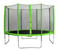 commercial grade trampoline 12ft round trampoline pad indoor trampoline ce