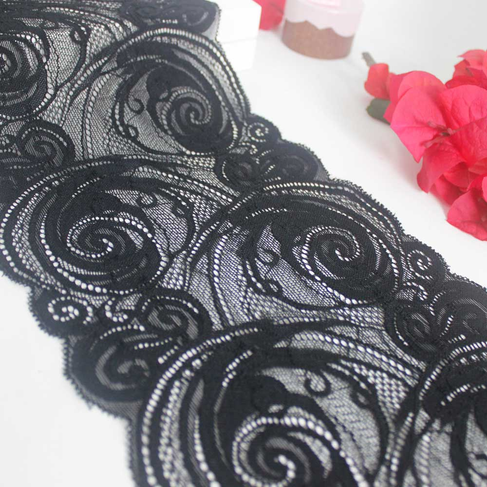 Chinese Manufacturers African Lace Dress Fabric Wholesale Beaded Lace Fabric