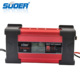 Suoer 3 State 20 Amp Fully PWM 12V 20A Smart Fast Solar Car Battery Charger