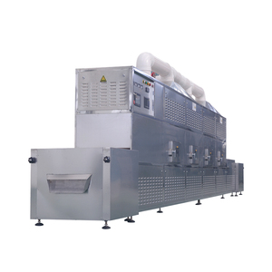 Guoxin automatic Peanut ripening processing Microwave dryer machine