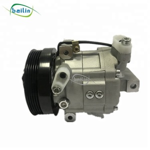 MANUFACTURE SCROLL TYPE auto ac compressor for ZEXEL DKV11G 506221-2872/MR315497/MR315377 /CAT2826