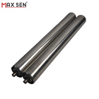 Gravity Stainless Steel Rollers For Food Equipment Conveyor Roller Assembly Line/Stainless steel roller