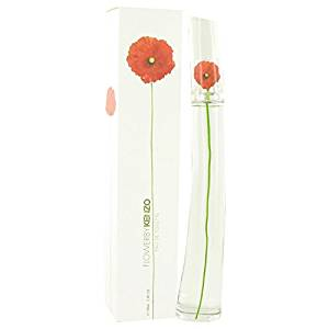 kenzo FLOWER by Kenzo Eau De Toilette Spray 3.4 oz -100% Authentic