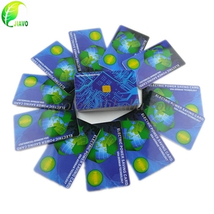 over 16000 negative ions electric power saving card / energy saver card