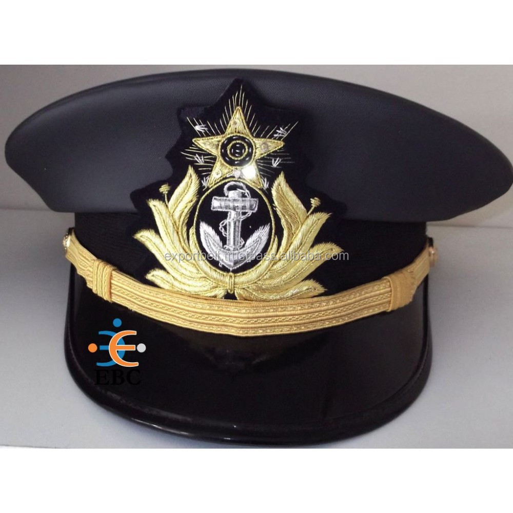 White,Black,Grey,Navy Seaman Cap,Uniform Cap,Captain Cap - Buy Sea Captain  Caps,Uniform Peak Cap,Captain Cap Hat Product on Alibaba com