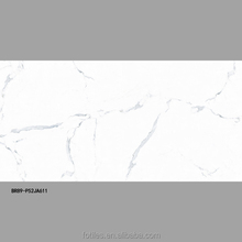 2017 TITU Full Glazed Polished Big Size Volakas White style Slim Tile size in 900*1800mm with 5.5mm Thickness