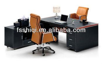 Mobilier de bureau directeur bureau moderne tables d ordinateur en
