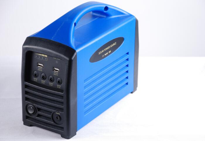 Solar Powered Atmospheric Water Generator Portable Outdoor