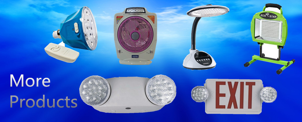 Wall mounted led emergency light conversion kit