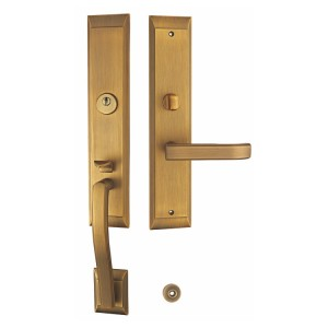 concealed door handle, european lockable door handle, extendable handle
