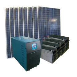 5KW solar panel system in india