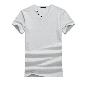 OEM men's custom cotton plain blank t shirt wholesale china