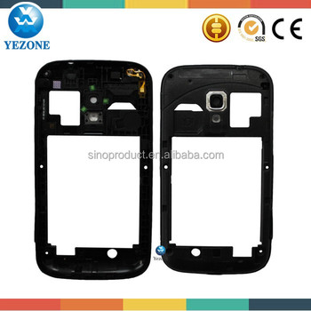 for samsung galaxy ace 2 i8160 back housing cover middle. Black Bedroom Furniture Sets. Home Design Ideas