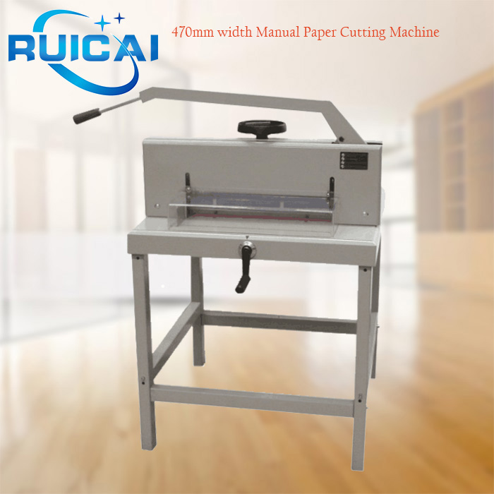Nice Manual Paper Cutter Machine With Best Price