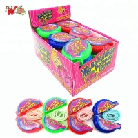 chaozhou manufacture crazy roll bubble gum