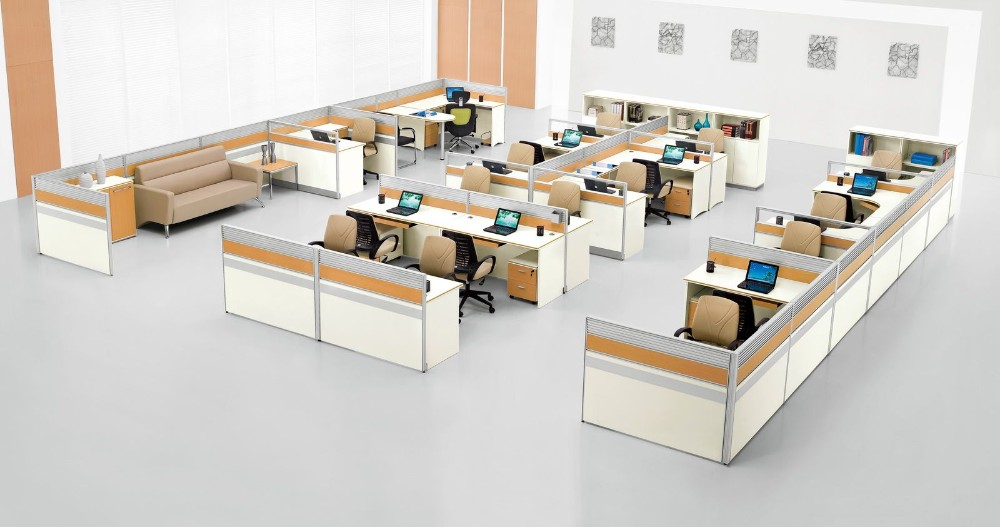 Top quality high wall office workstation call center for Best cubicle design