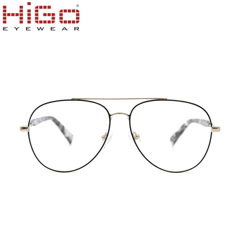64ae870d6ea0 China 2019 Optical Frame Cat Eye Metal Eyeglasses Wholesale Manufacturer In  China With CE Eyewear