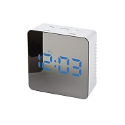 Grande carattere display A LED impermeabile in ABS magnetico del frigorifero congelatore termometro igrometro con gancio