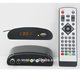 Only 120mm digital TV receiver Set Top Box DVB-T2 mini