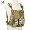 Hot Sale Simplified Light Weight Tactical Paintball Airsoft Tactical Vest Gear for CS Field Combat