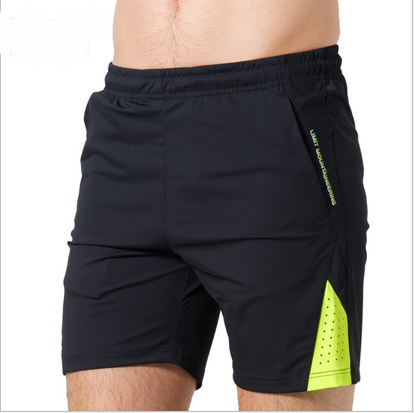 100% poly microfiber waterproof men shorts pants