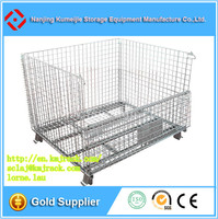 Large Warehouse Steel Storage Crate