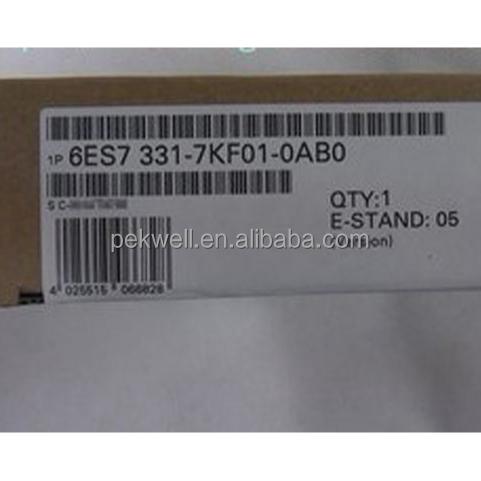 used Siemens Simatic 6ES7 331-7KF01-0AB0 6ES7331-7KF01-0AB0 mit Connector E:02