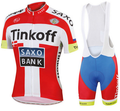 SAXO BANK Tinkoff 2015 cycling jersey short sleeve breathable ropa ciclismo maillot ciclismo MTB bicycle cycling