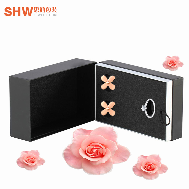 Factory price jewelry display boxes wholesale custom logo luxury gift paper box packaging