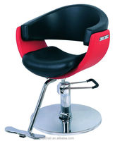 Black color classic styling chairs HZ8808 for hair salon