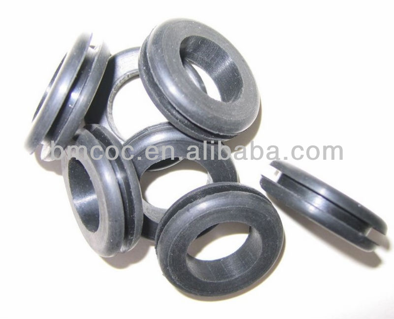rubber grommet for auto cable and hose