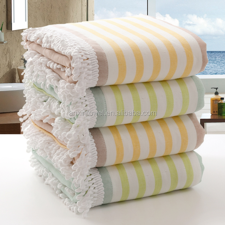 China Supplier Best Turkish Hydro Cotton Towels Bath Towels 100 ...