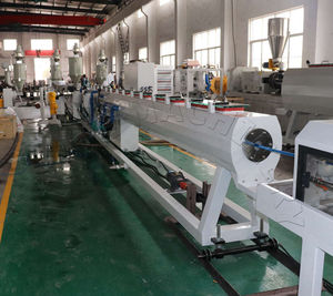 HDPE Pipe 2 layer,3 layer CO-Extrusion Production Line