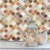 China Cheap Lantern Peel and Stick Vinyl Wallpaper