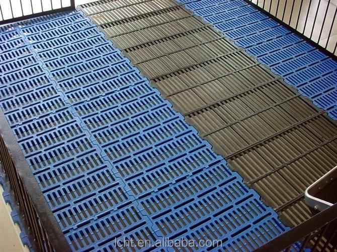 600mm*400mm Plastic Slat Floor For Pig Farm/pig Farm Equipment ...
