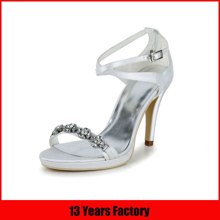 wholesale wedding shoes/crystal wedding shoes/wedding sandals