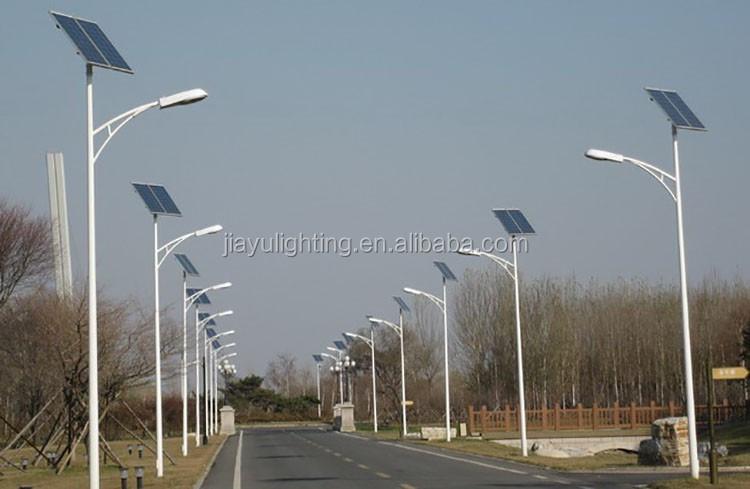 80w 8000 Lumen Led Energy Saving Outdoor Smart Solar Street Light - Buy  Smart Solar Street Light,80w Led Energy Saving Solar Street Light,8000  Lumen