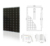 High Quality 270w poly solar panel in TUV ISO CE certificate from top one manufacturer
