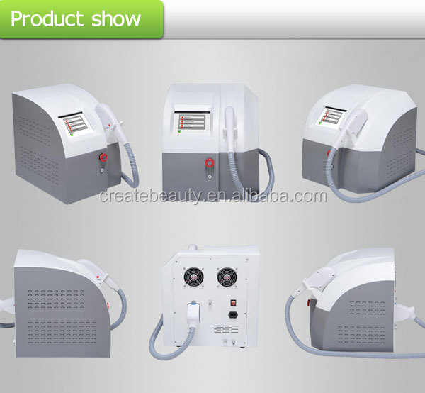 Professional great effect SHR+SR and HR hair removal and skin rejuvenation