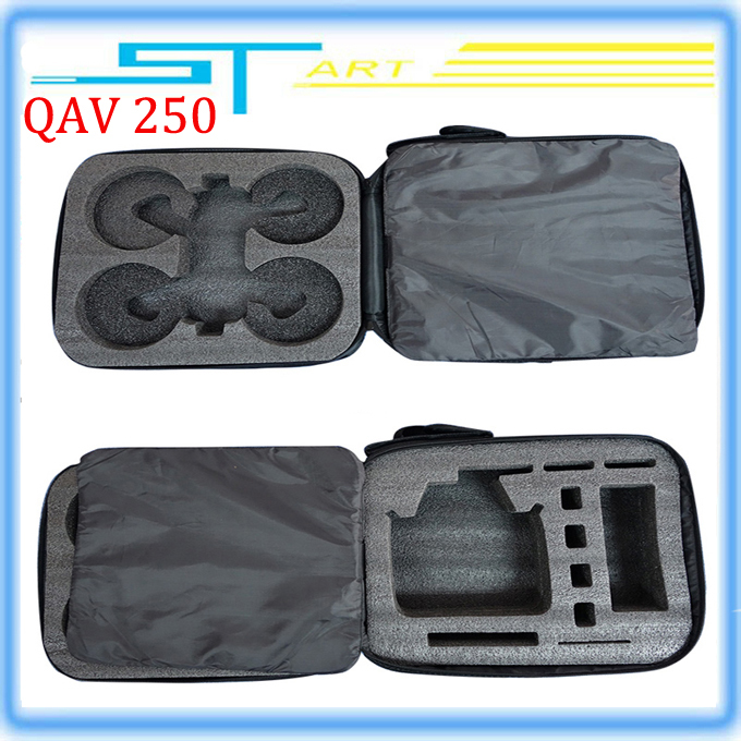 2015 Newest DIY QAV250 Flight Quadrocopter Bag Q250 Custom Portable Backpack