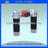 new style carbon steel dn150 double oil strainer