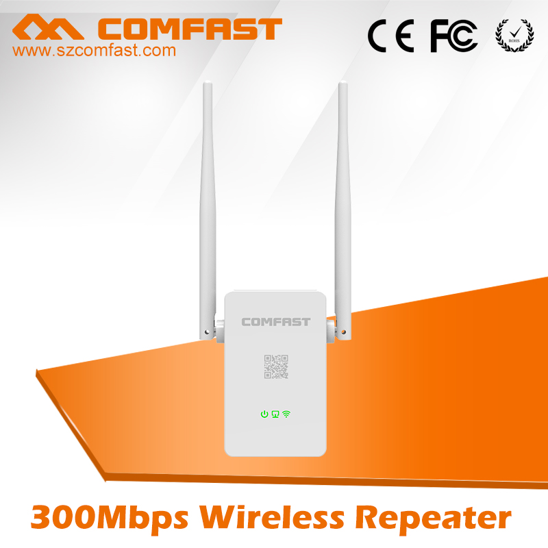 CF-WR302S V2 Outdoor Dual Band Signal 2.4G/5.8G Range Extender Repeater Wifi Adapter