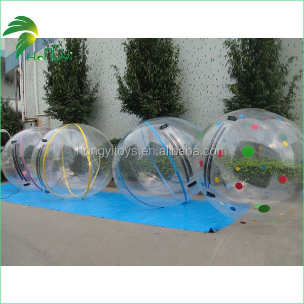 Factory Price Inflatable Human Water Walking Balloon For Water Games