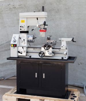 lathe milling machine combination