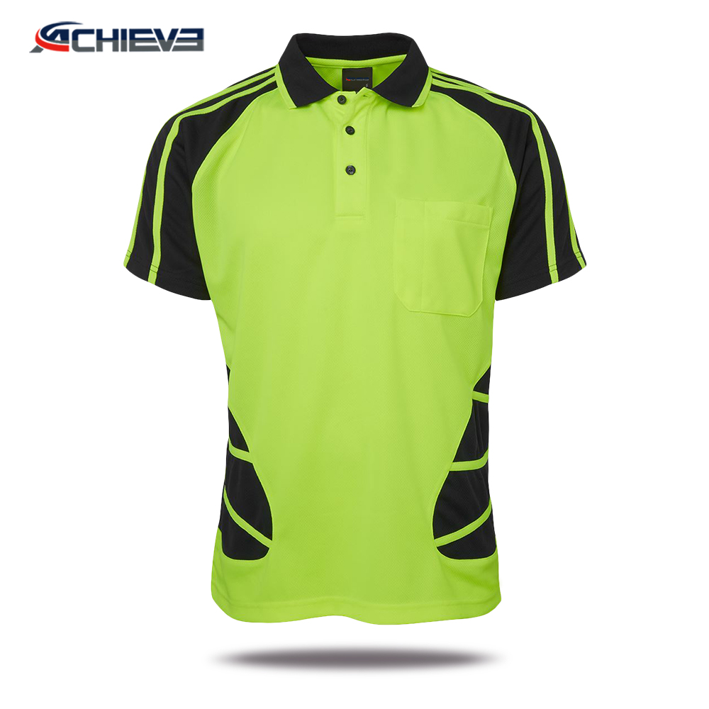 Cheap Custom Design Polo Shirts Bcd Tofu House