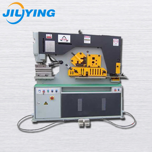 Q35Y-20 Hydraulic Iron worker with optional 5 sets of punches and dies