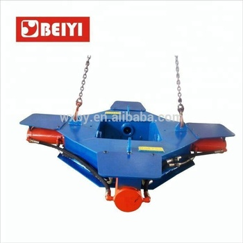 pile breaking machine double chisels square pile breaker
